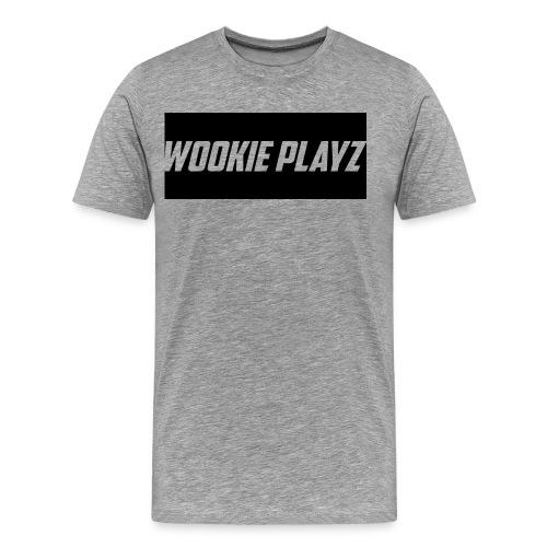 WOOKIE PLAYz HOODIE - Men's Premium T-Shirt