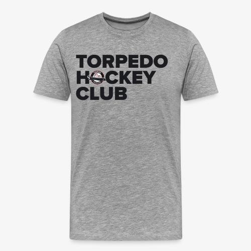torpedo 3 black - Männer Premium T-Shirt