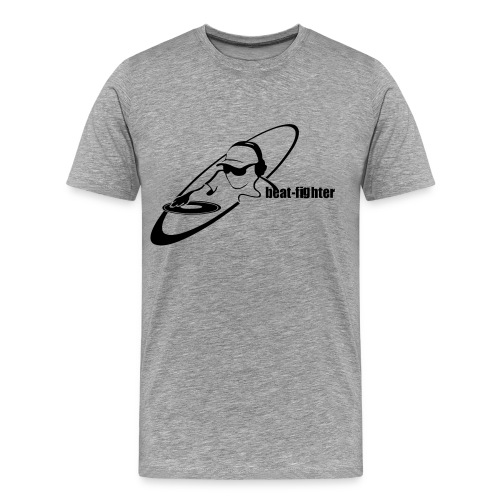 BEAT FIGHTER Vector - Männer Premium T-Shirt