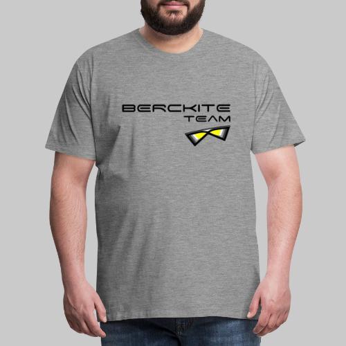 Berckite Team Jaune - T-shirt Premium Homme
