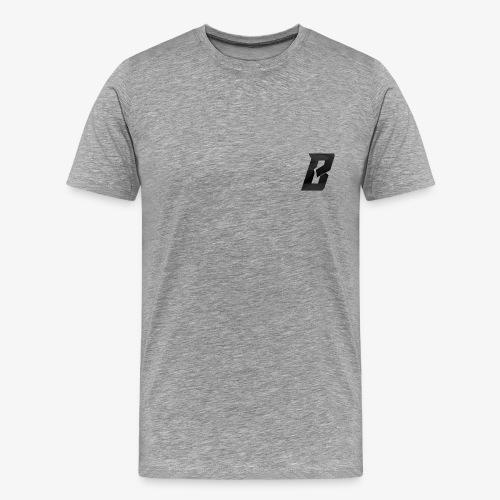 Black PNG Icon - Premium T-skjorte for menn