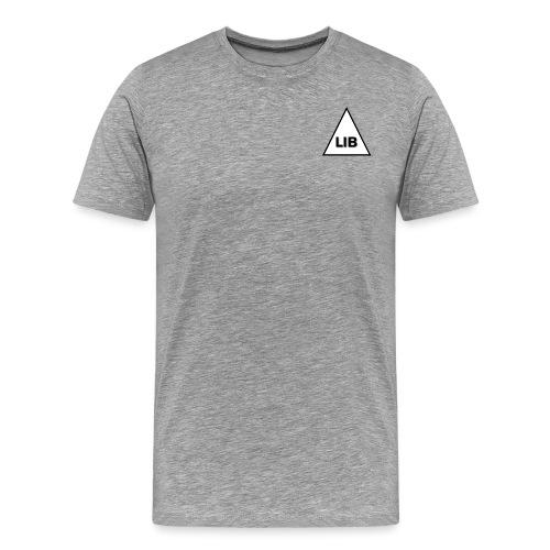 Logo LIB PICTURE - T-shirt Premium Homme