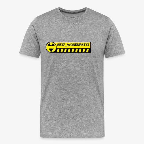 wondurstxx logo 01 - Maglietta Premium da uomo