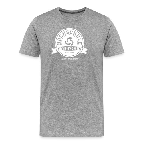 Campus Frankfurt - Männer Premium T-Shirt
