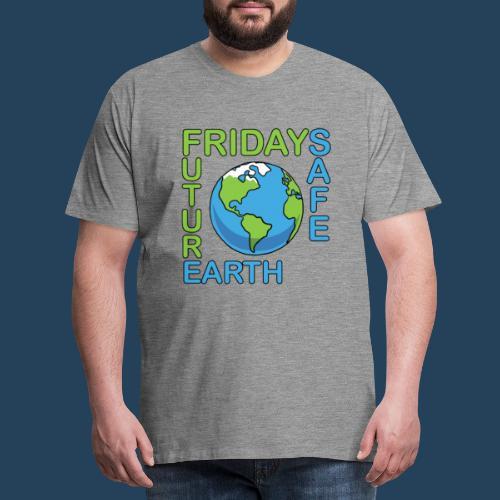 Safe Our Earth - Männer Premium T-Shirt