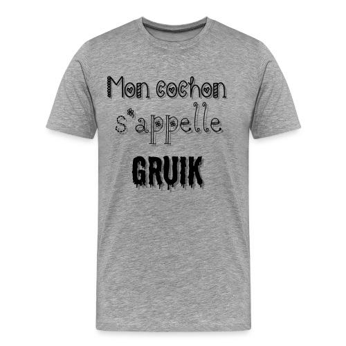 Gruik - T-shirt Premium Homme