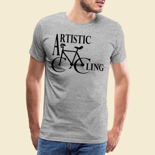 Kunstrad | Artistic Cycling - Männer Premium T-Shirt
