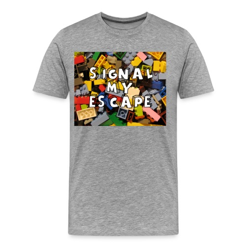 smelegodesign png - Men's Premium T-Shirt