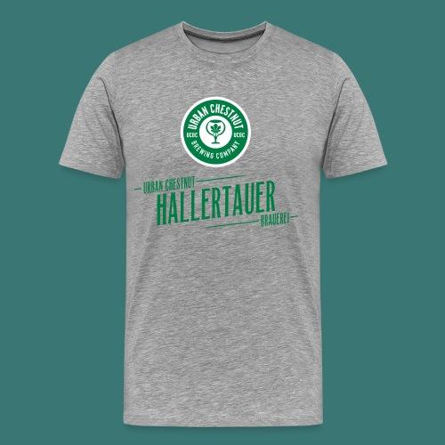 UCBC Hallertau mit Schriftzug - Männer Premium T-Shirt