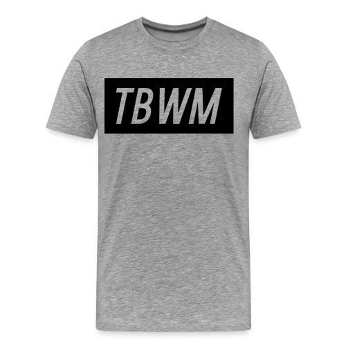 TBWM Teenage Shirt - Men's Premium T-Shirt