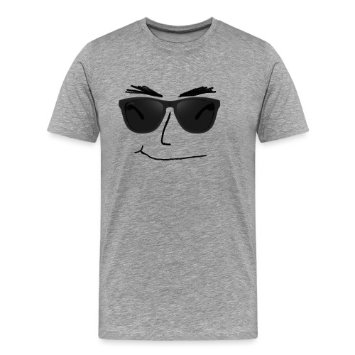 sunglasses2 - Männer Premium T-Shirt