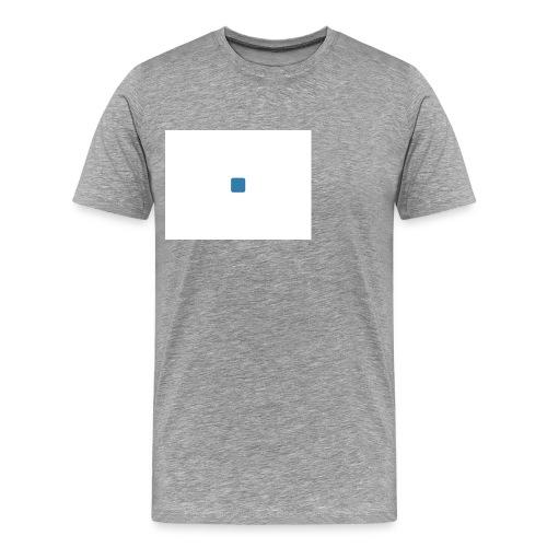 test - Mannen Premium T-shirt