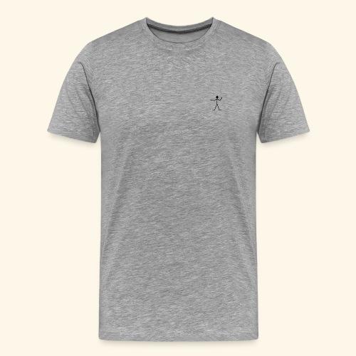 SAVAGE - Herre premium T-shirt