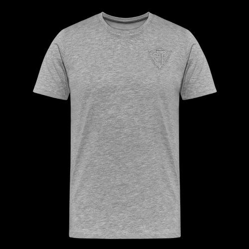 the shield - Men's Premium T-Shirt