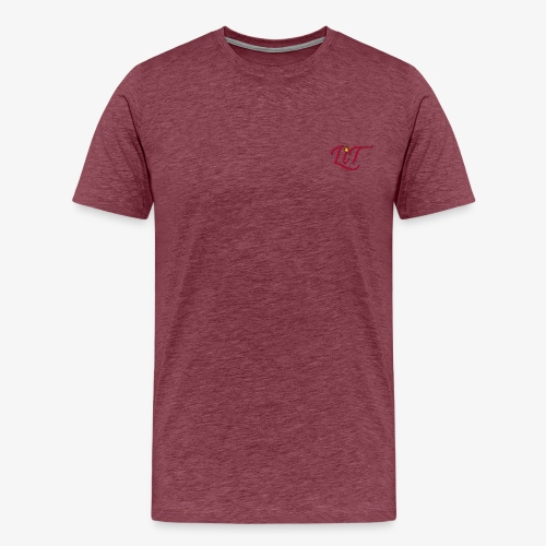 LiT CO Logo #1 - Men's Premium T-Shirt