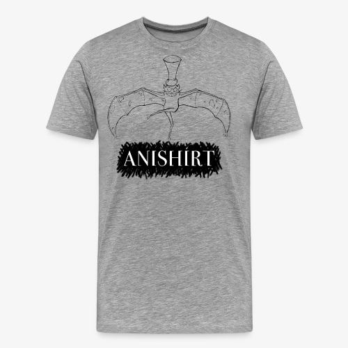 ANISHIRT CanCanBat - Men's Premium T-Shirt