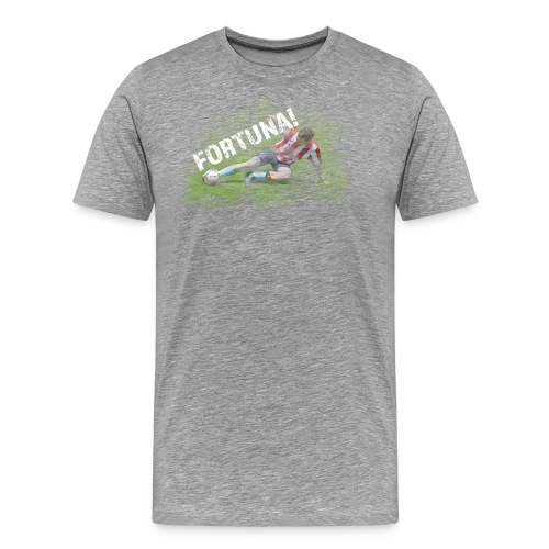 ste fortuna tackle - Männer Premium T-Shirt