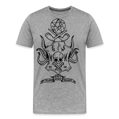 Frost Pipes & Misfits And Makers - Men's Premium T-Shirt
