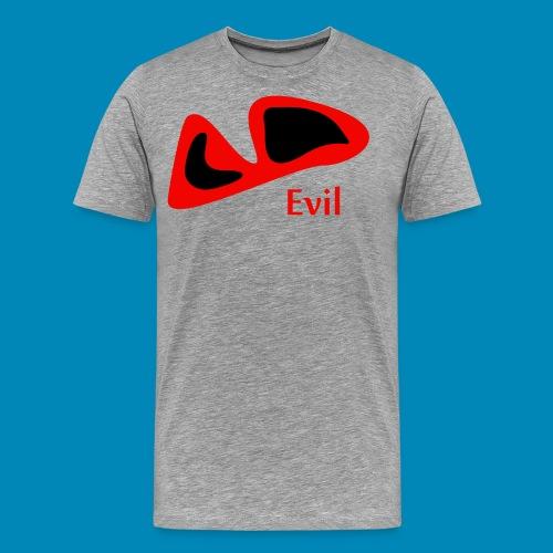 evil - Männer Premium T-Shirt