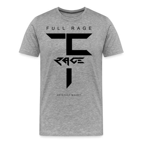 Full Rage Design 9 - T-shirt Premium Homme