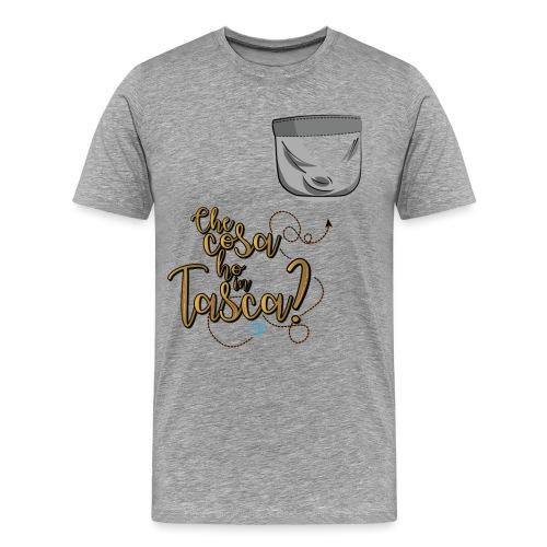 Che cosa ho in tasca-07 - Maglietta Premium da uomo
