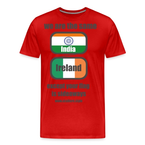 9 (1) - Men's Premium T-Shirt