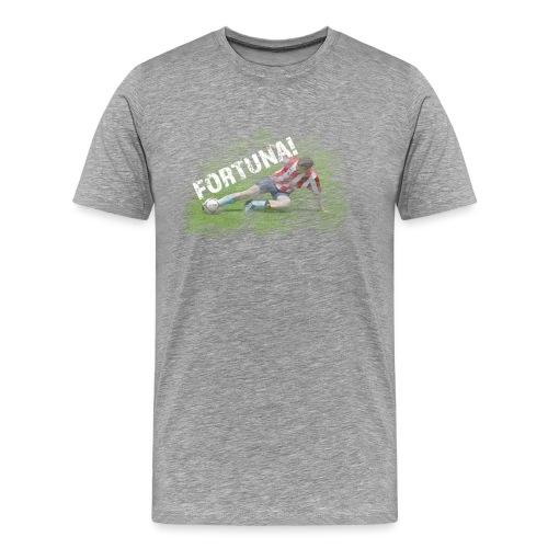 ste fortuna tackle - Männer Premium T-Shirt
