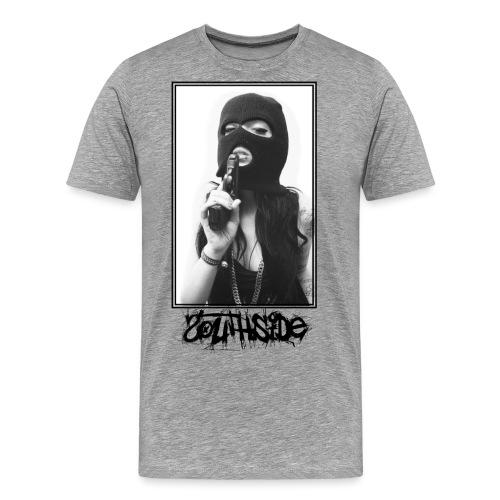 Girl 2015 - Männer Premium T-Shirt