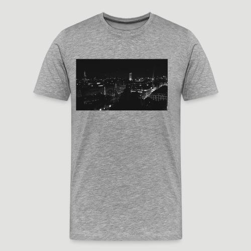 Londres night city - Camiseta premium hombre