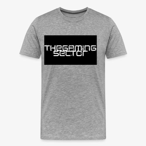 TheGamingSector Merchandise - Men's Premium T-Shirt