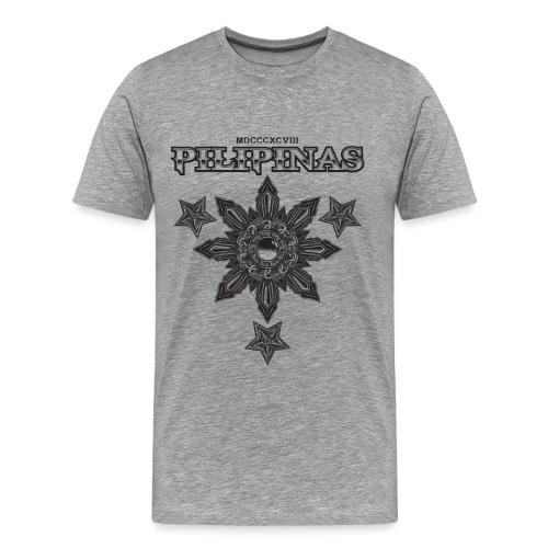 PHL0019-black - Men's Premium T-Shirt