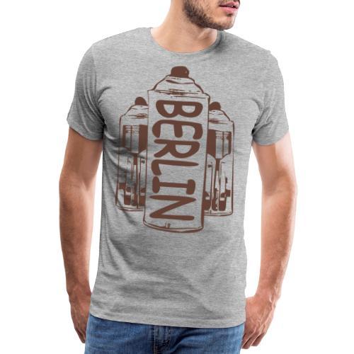 Berlin Power - Männer Premium T-Shirt