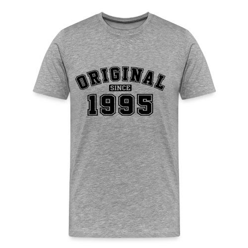 Original Since 1995 College Style - Männer Premium T-Shirt