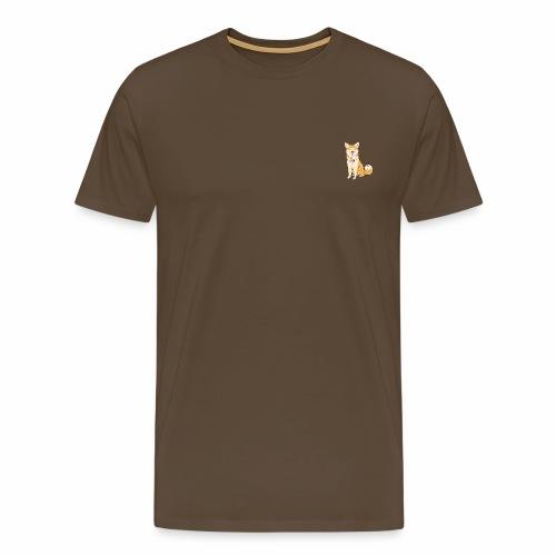 Akita Yuki Logo - Men's Premium T-Shirt