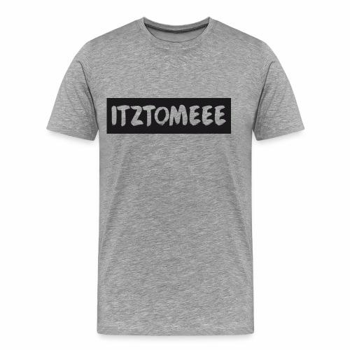 ItzTomeee Logo Black - Men's Premium T-Shirt