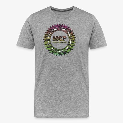 M&P Zebra Design - Camiseta premium hombre