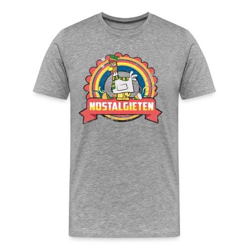 Het is een kip - Mannen Premium T-shirt