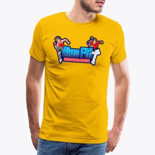 Rise FM Logo - Men's Premium T-Shirt