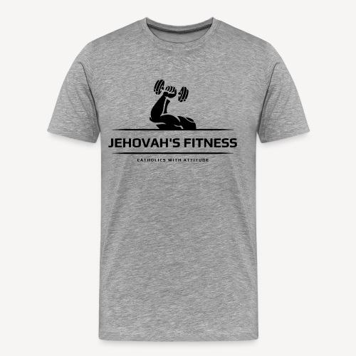 JEHOVAH'S FITNESS - Men's Premium T-Shirt