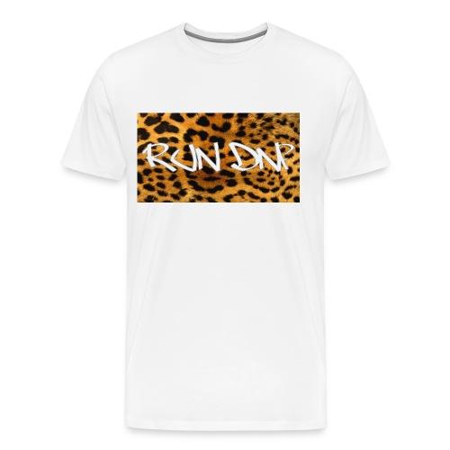 leopard - Männer Premium T-Shirt