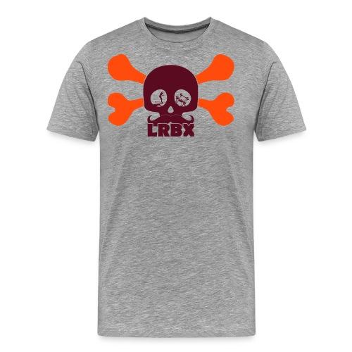 LRBX_Skull_Design by Mata7ik.com - T-shirt Premium Homme