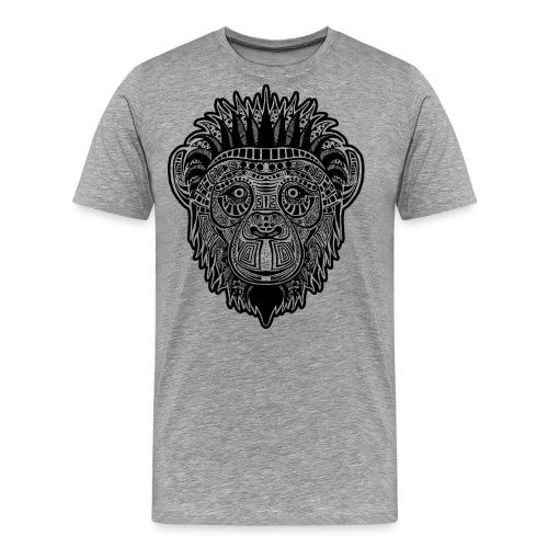 Affe - Ape - Männer Premium T-Shirt