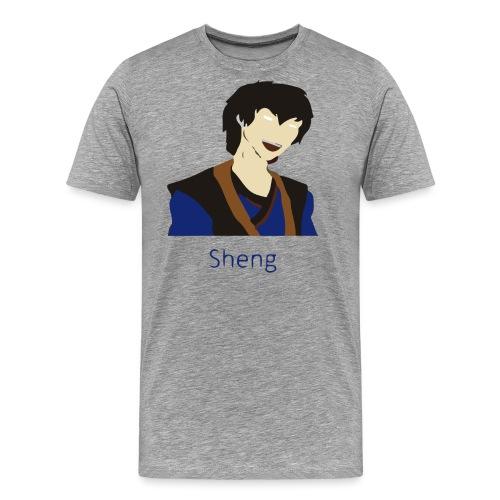 Sheng Canon - Herre premium T-shirt