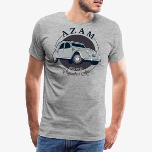 azam50 - T-shirt Premium Homme