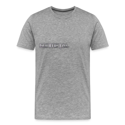 Gunmetal - Men's Premium T-Shirt