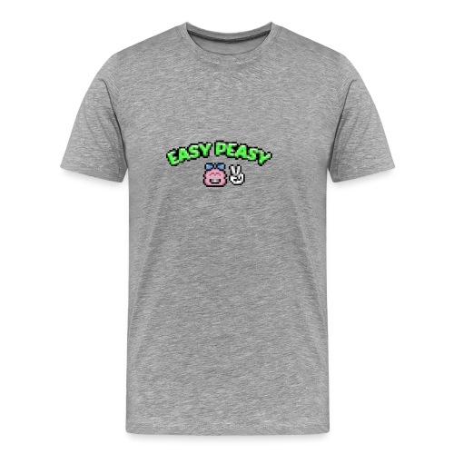 Easy Peasy - Girl - Männer Premium T-Shirt