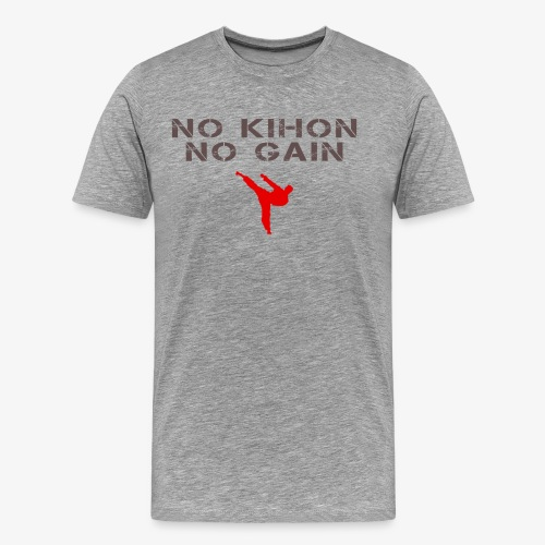 NO KIHON NO GAIN - T-shirt Premium Homme
