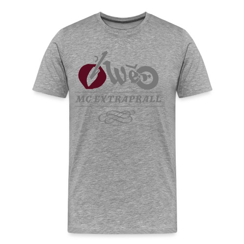 MCExtraprall OlwerBike ai - Männer Premium T-Shirt