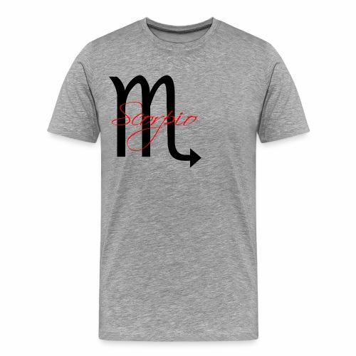 Scorpio, by SBDesigns - Men's Premium T-Shirt