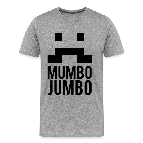 The Moustache T-Shirt [Female] - Men's Premium T-Shirt